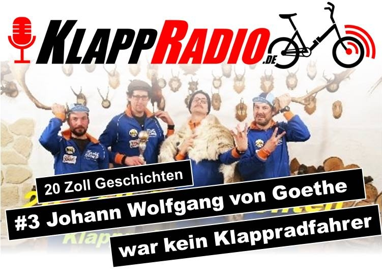Klappradio Episode 3